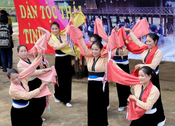 Tết Xíp xí của người Thái