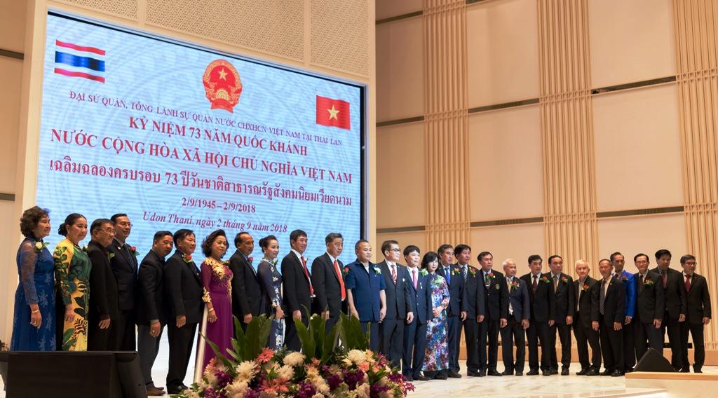 Làm sâu sắc hơn nữa quan hệ Đối tác chiến lược Việt Nam – Thái Lan