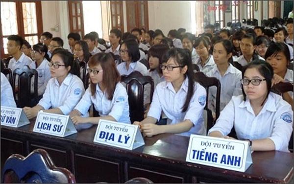 Bộ GD&ĐT nói gì về Kỳ thi chọn học sinh giỏi quốc gia?