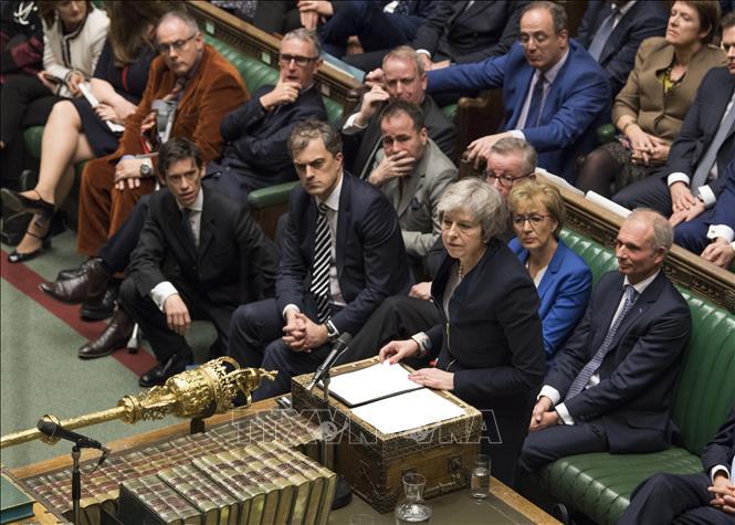Nước Anh đứng trước 3 kịch bản sau cuộc bỏ phiếu tại Quốc hội