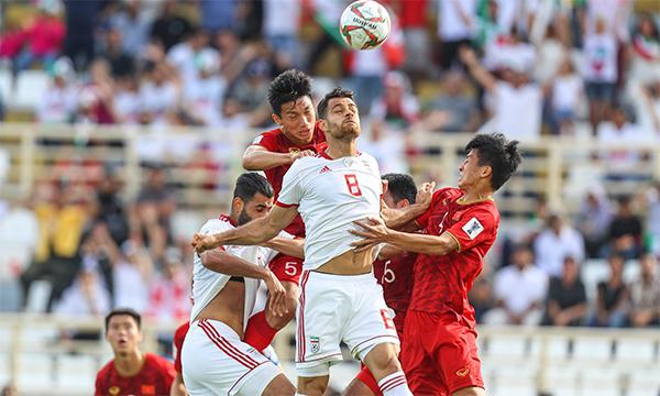 Tuyển Việt Nam thua trận thứ 2 tại Asian Cup