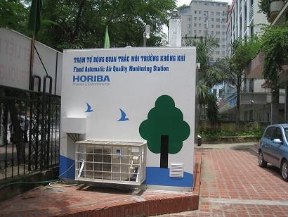 Hà Nội sẽ xây dựng 95 trạm quan trắc không khí