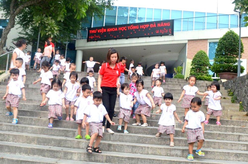 Xây dựng Đà Nẵng thành thành phố thân thiện với trẻ em