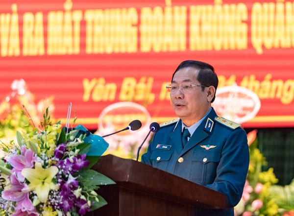 """Xứng đáng là """"cánh chim đầu đàn"""" của Không quân nhân dân Việt Nam anh hùng"""
