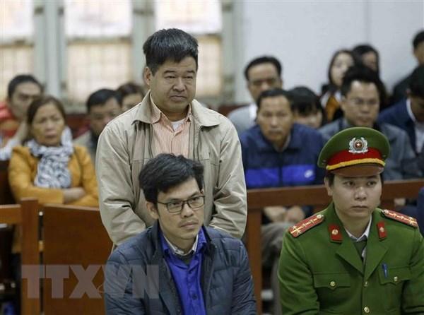 Tạm dừng phiên xử vụ án tại Công ty Lọc hóa dầu Bình Sơn