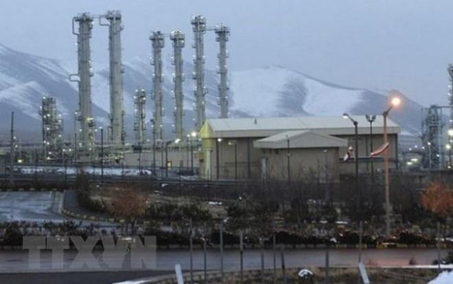 Iran bắt đầu tiến tới tự sản xuất nhiên liệu hạt nhân