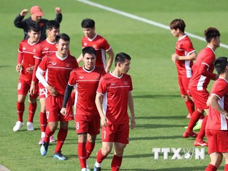 Đội tuyển Việt Nam quyết gây bất ngờ trước Iran