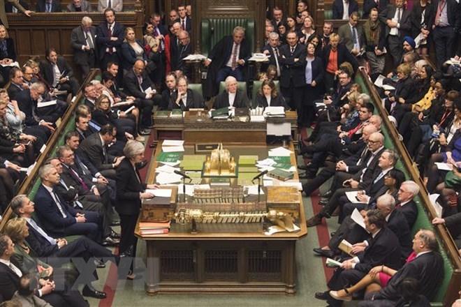Vấn đề Brexit: Hạ viện Anh chất vấn Thủ tướng Theresa May