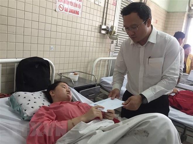 Tai nạn thảm khốc ở Long An: Khởi tố vụ án, tạm giữ lái xe đầu kéo