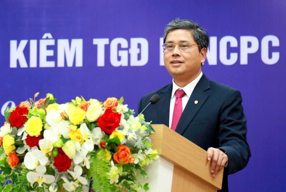 Ông Võ Quang Lâm kiêm nhiệm giữ chức Chủ tịch kiêm Tổng giám đốc Điện lực miền Trung
