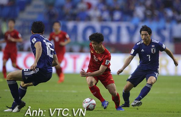[Infographic] Tứ kết Asian Cup 2019: Số liệu thống kê về tuyển Việt Nam và Nhật Bản