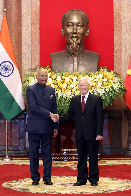Quan hệ Việt Nam - Ấn Độ ngày càng phát triển sâu rộng và thực chất