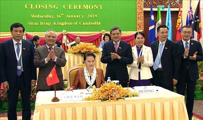 Xây dựng khu vực châu Á-Thái Bình Dương hòa bình, ổn định, phát triển bền vững