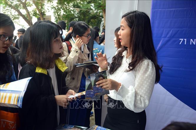 Gần 5.000 học sinh Đà Nẵng tham dự Chương trình Tư vấn tuyển sinh - hướng nghiệp 2019