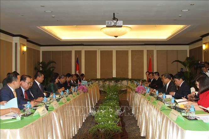 Tăng cường hợp tác giữa hai Ủy ban Kiểm tra Trung ương Đảng Cộng sản Việt Nam và Đảng Nhân dân Campuchia