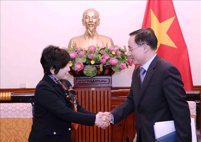 Thúc đẩy hợp tác Việt - Nhật trên các lĩnh vực