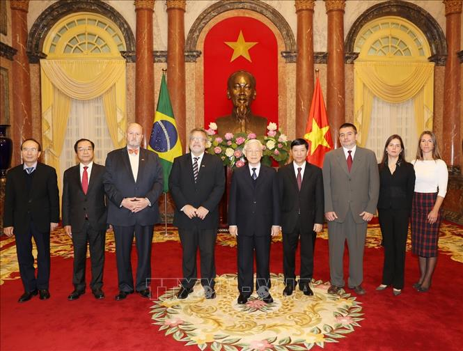 Việt Nam tạo mọi điều kiện thuận lợi cho các Đại sứ hoàn thành nhiệm vụ