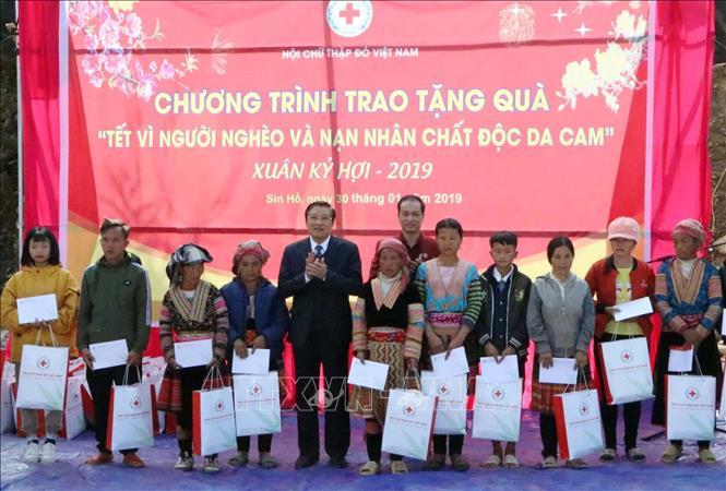 Trưởng Ban Nội chính Trung ương làm việc tại tỉnh Lai Châu