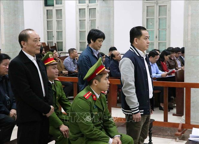 Phan Văn Anh Vũ bị đề nghị xử phạt từ 14-15 năm tù