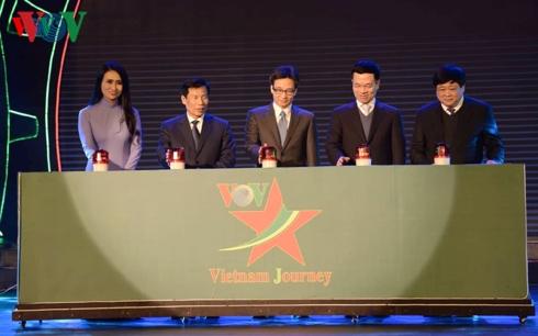 Phát sóng Kênh truyền hình chuyên biệt Văn hóa - Du lịch Vietnam Journey
