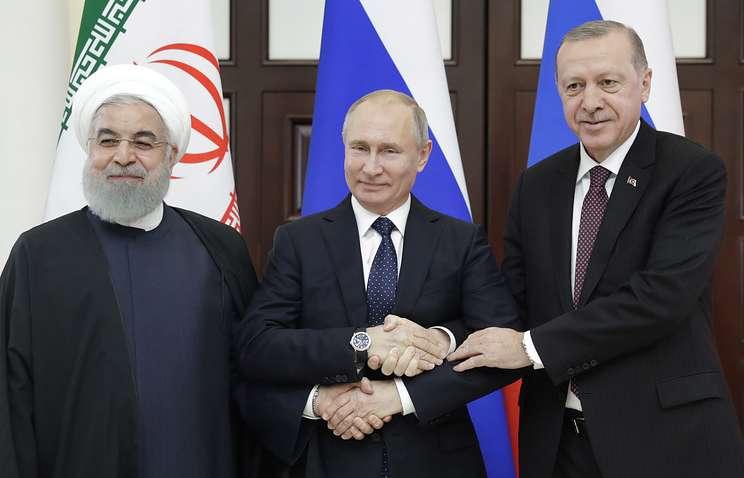 Thông qua Tuyên bố chung về Syria