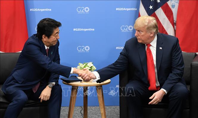 Mỹ - Nhật cam kết hợp tác chặt chẽ trước thềm cuộc gặp thượng đỉnh Mỹ - Triều lần hai