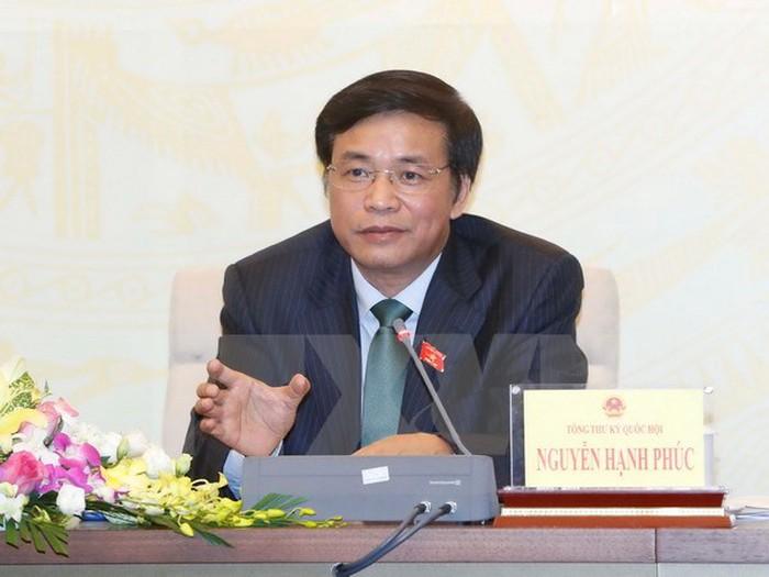 Thành lập Ban soạn thảo dự án Luật sửa đổi, bổ sung Luật Tổ chức Quốc hội