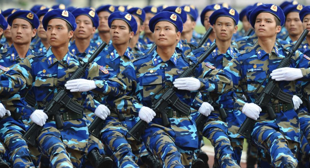 Quy định quy trình tuần tra, kiểm tra, kiểm soát của Cảnh sát biển Việt Nam