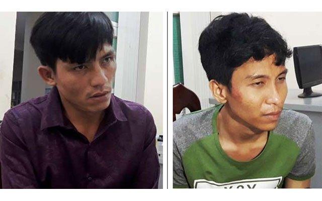 Bắt khẩn cấp 2 đối tượng gây ra vụ cướp tại trạm thu phí ở Đồng Nai