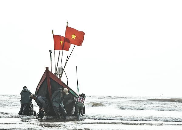 Nghề cá ở Hải Lý, Nam Định