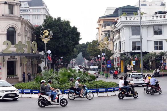 Hà Nội – Điểm đến hòa bình