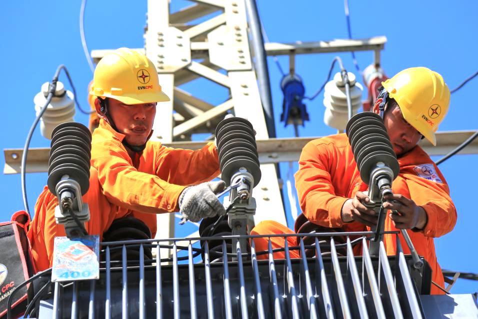 Điện lực miền Trung chủ động đảm bảo cung cấp điện trên địa bàn