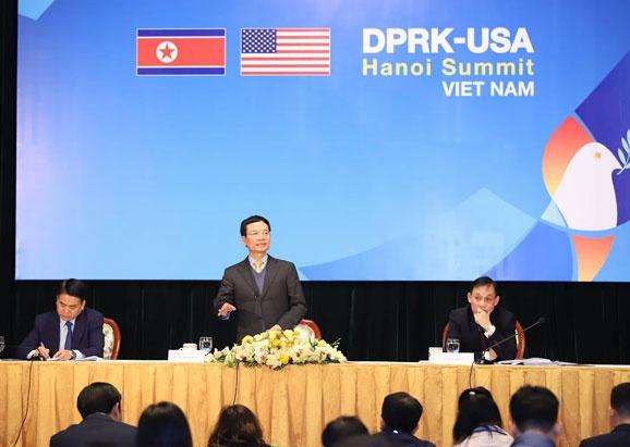 Hội nghị Thượng đỉnh Mỹ - Triều Tiên lần 2: Công tác chuẩn bị đã được hoàn tất