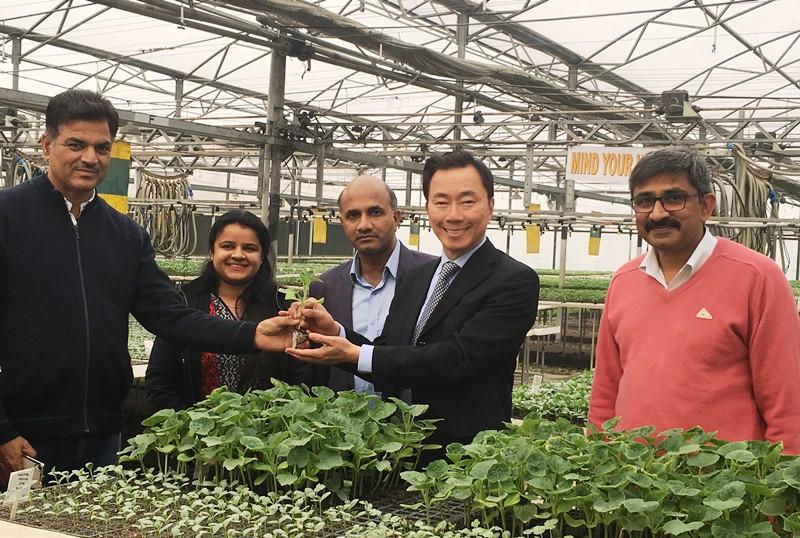 Việt Nam và Ấn Độ có nhiều tiềm năng hợp tác về nông nghiệp