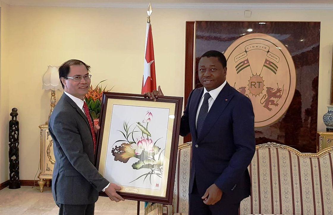 Thúc đẩy quan hệ hợp tác Việt Nam – Togo