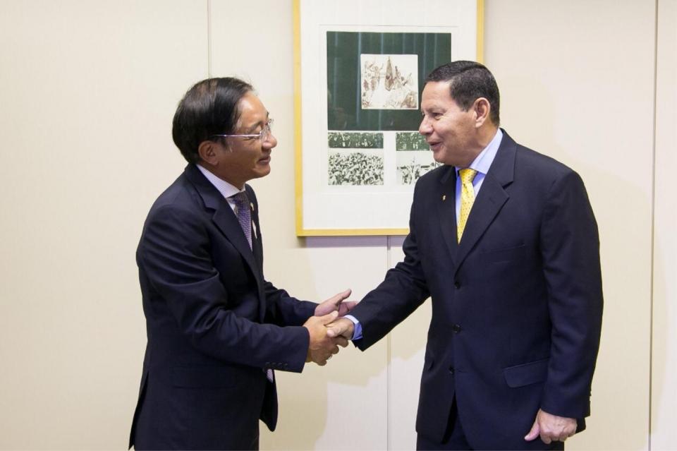 Làm sâu sắc hơn quan hệ đối tác toàn diện Việt Nam - Brazil