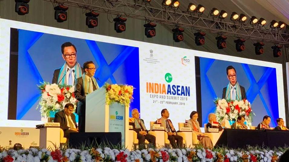 Đẩy mạnh xúc tiến đầu tư, giao thương ASEAN - Ấn Độ