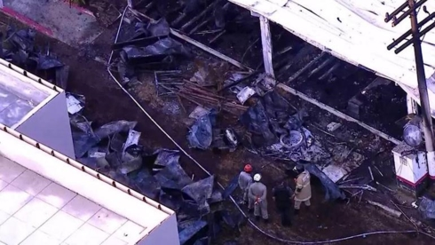 Brazil: Cháy trung tâm đào tạo bóng đá trẻ của CLB Flamengo, ít nhất 10 người thiệt mạng