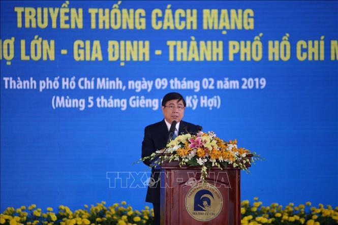 Tiếp nối tinh thần cách mạng Sài Gòn - Chợ Lớn - Gia Định - Thành phố Hồ Chí Minh