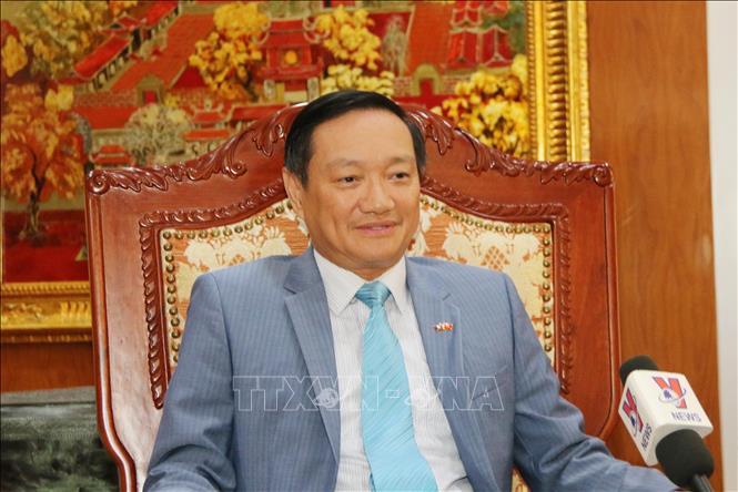 Luôn coi trọng mối quan hệ đặc biệt Việt - Lào