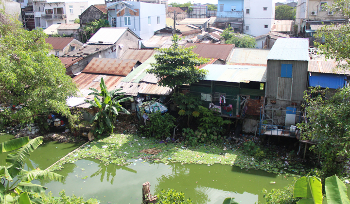 Di dời dân cư, giải phóng mặt bằng khu vực 1 di tích Kinh Thành Huế