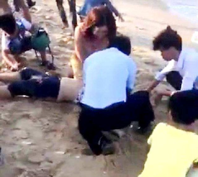 Vụ đuối nước tại Quảng Nam: Khẩn trương tìm kiếm hai nạn nhân còn lại