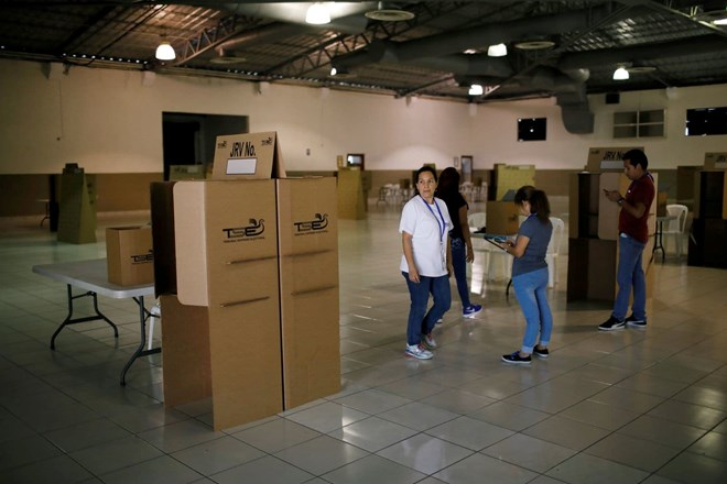 Bầu cử tổng thống tại El Salvador