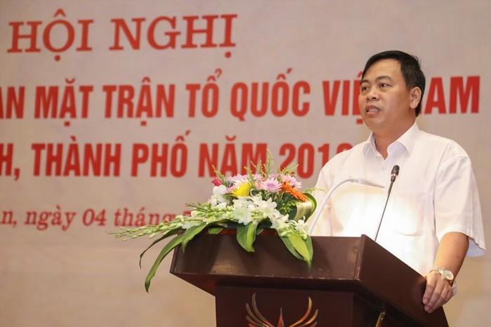 Quảng Trị bỏ phiếu bầu chức danh Phó Bí thư Thường trực Tỉnh ủy