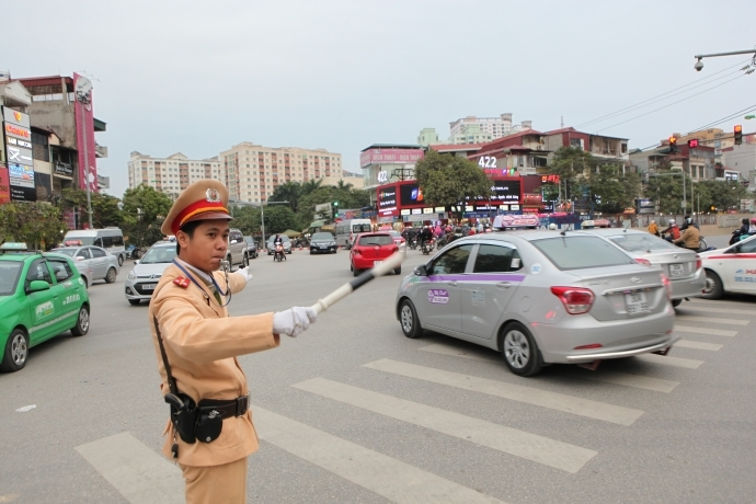 Tăng cường sự lãnh đạo của Đảng đối với công tác bảo đảm trật tự, an toàn giao thông