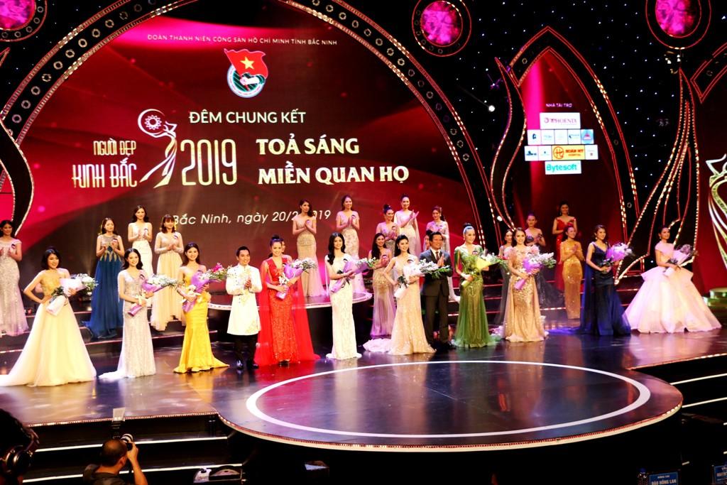 """Đêm chung kết Cuộc thi """"Người đẹp Kinh Bắc 2019"""""""