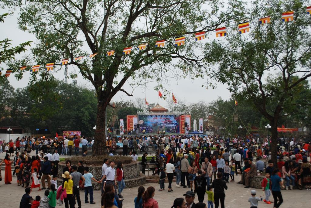 Bắc Ninh: Tưng bừng khai hội vùng Lim Xuân Kỷ Hợi 2019  