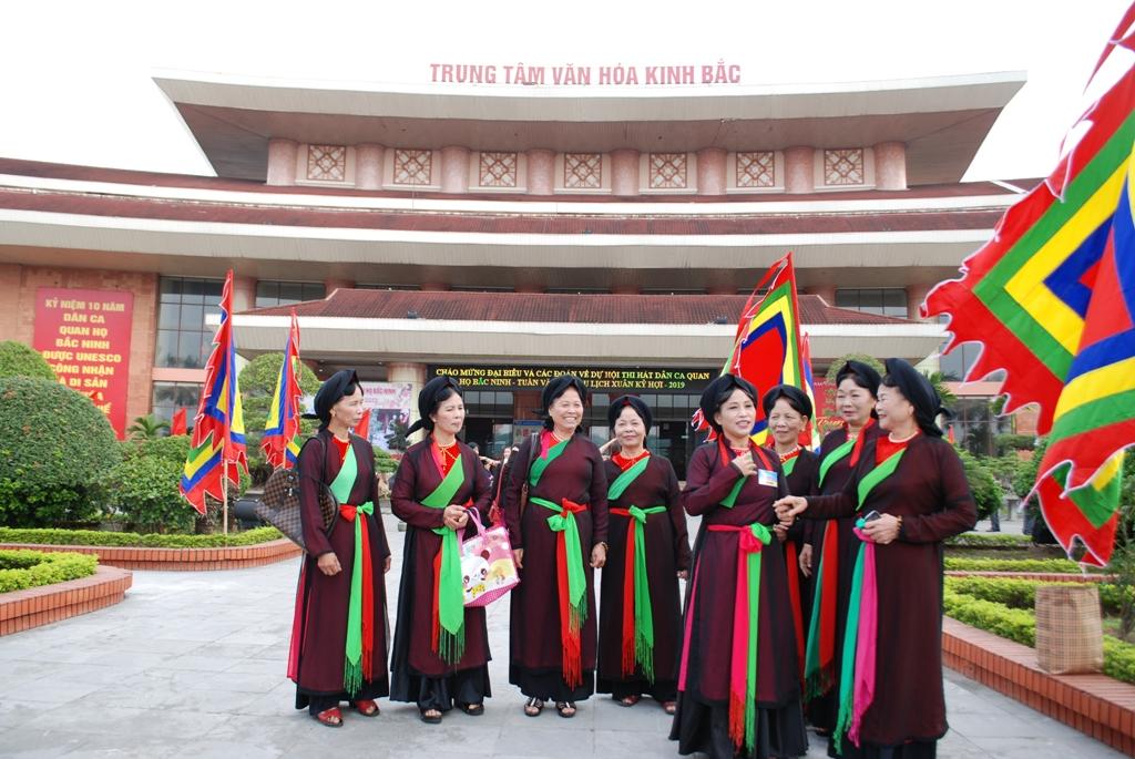 """Khai mạc chuỗi hoạt động văn hóa chào mừng Festival """"Về miền Quan họ 2019"""""""