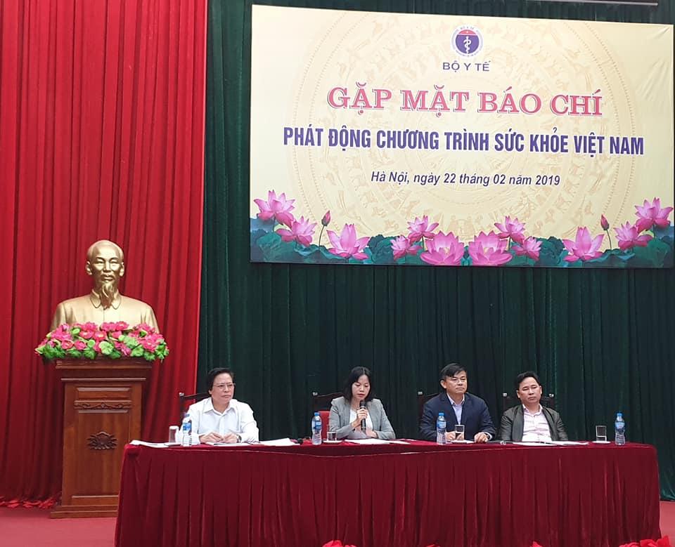 Ông Park Hang Seo được mời làm đại sứ thiện chí chương trình Sức khỏe Việt Nam