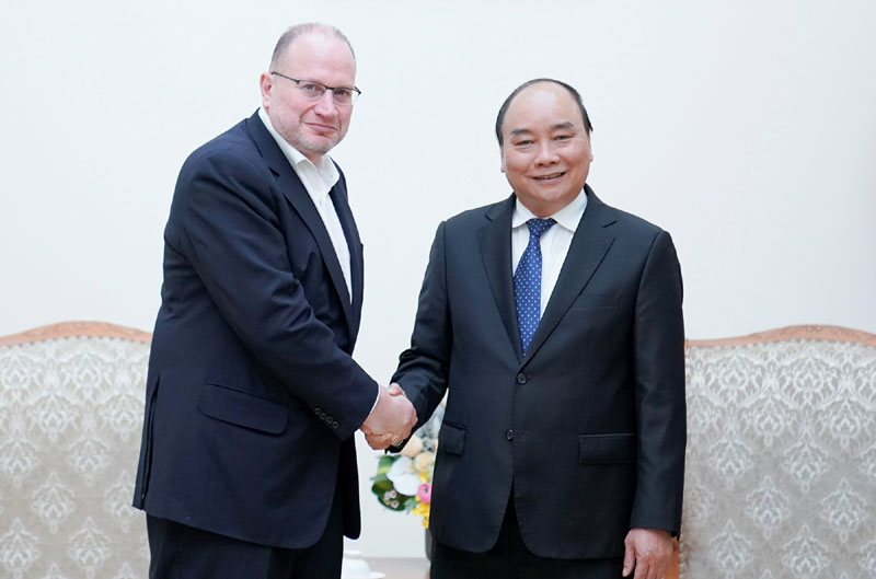 Thủ tướng mong muốn HSBC trở thành ngân hàng nước ngoài mẫu mực tại Việt Nam